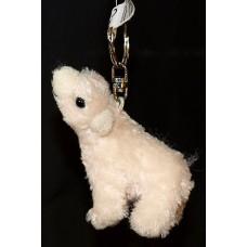 Ravensden Polar Bear Beanie Plush keyring